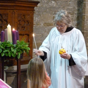 The Revd Elsie Butler